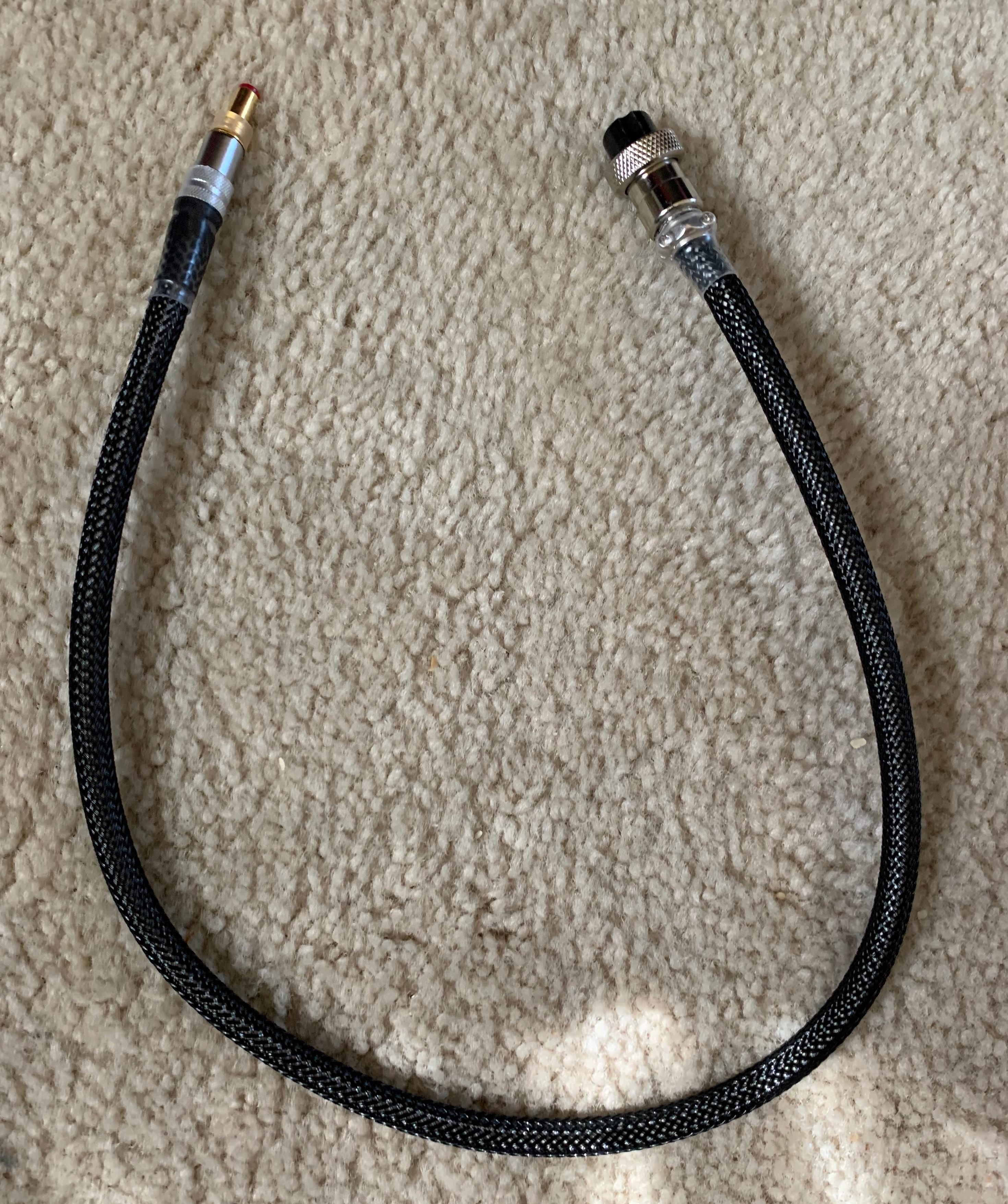 Farad Level 2 copper DC cable