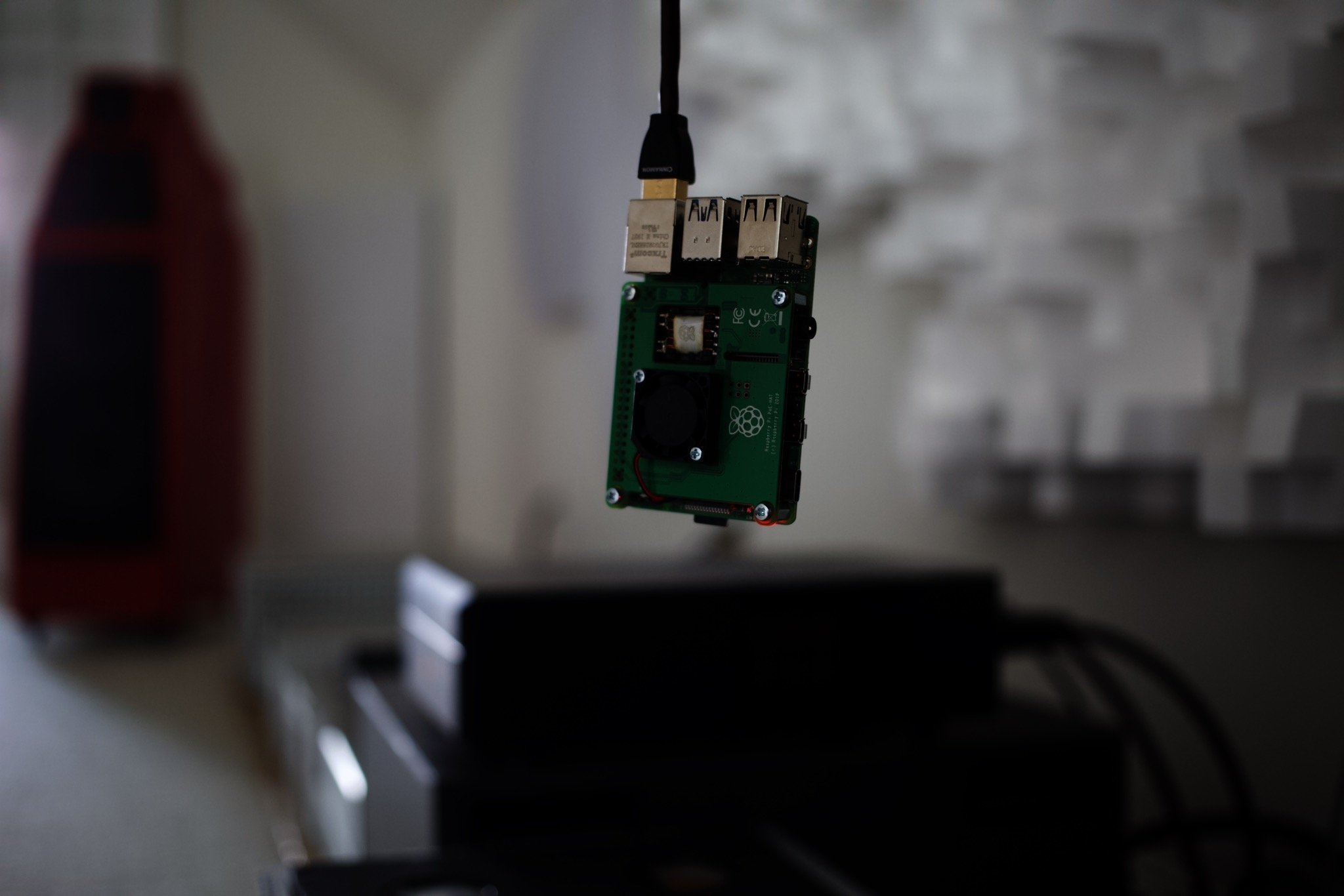 Simple Raspberry Pi Fun Without a Power Supply