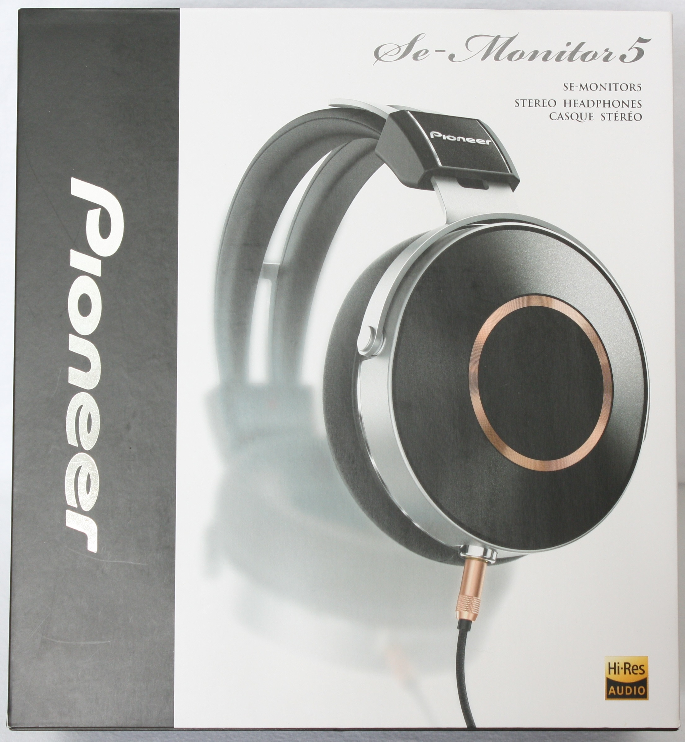 Pioneer Monitor 5 Headphones