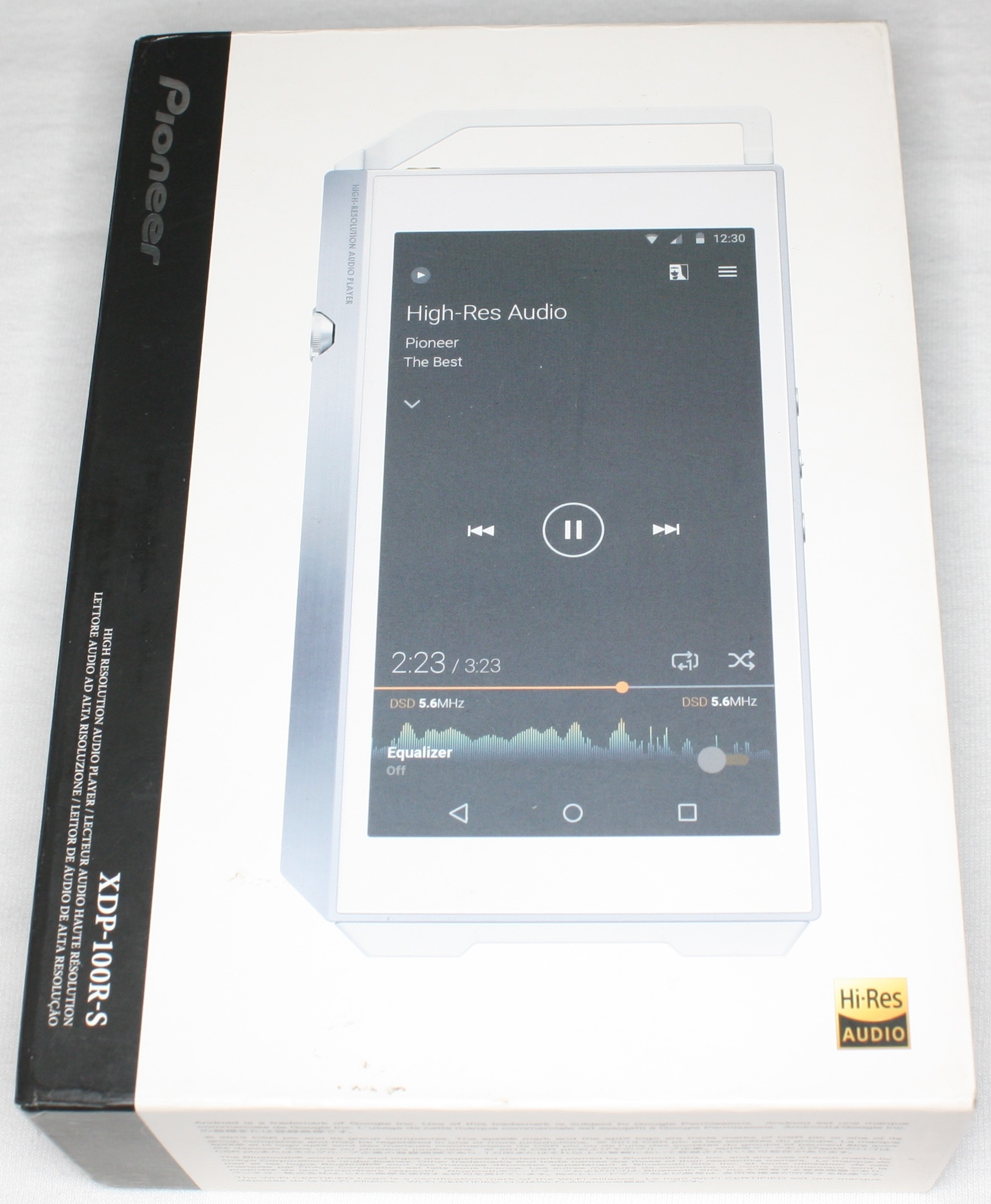 Pioneer XDP-100R Digital Audio Player