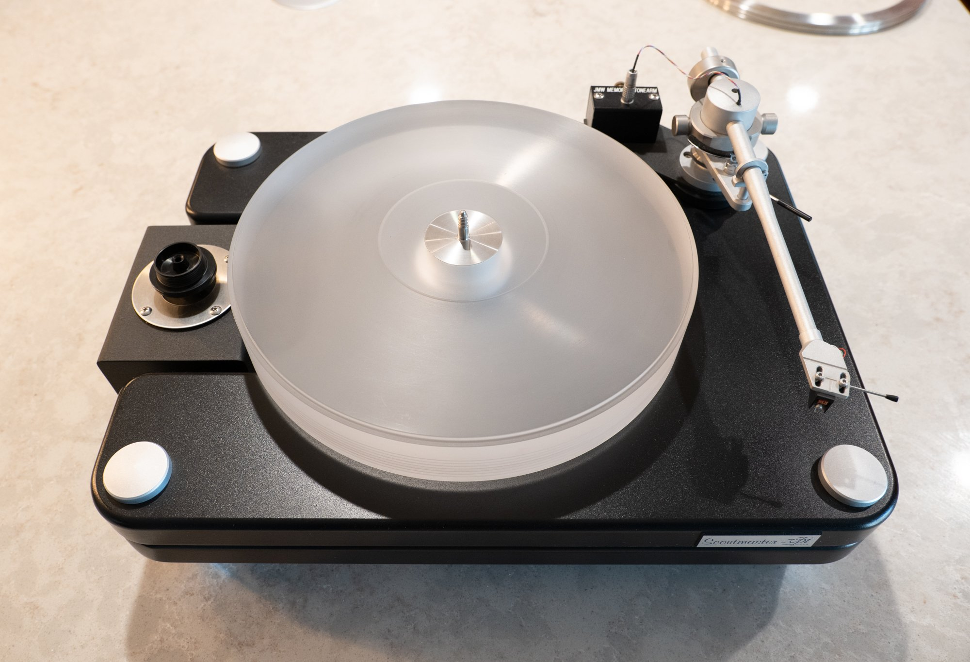 VPI Scoutmaster with Periphery Ring