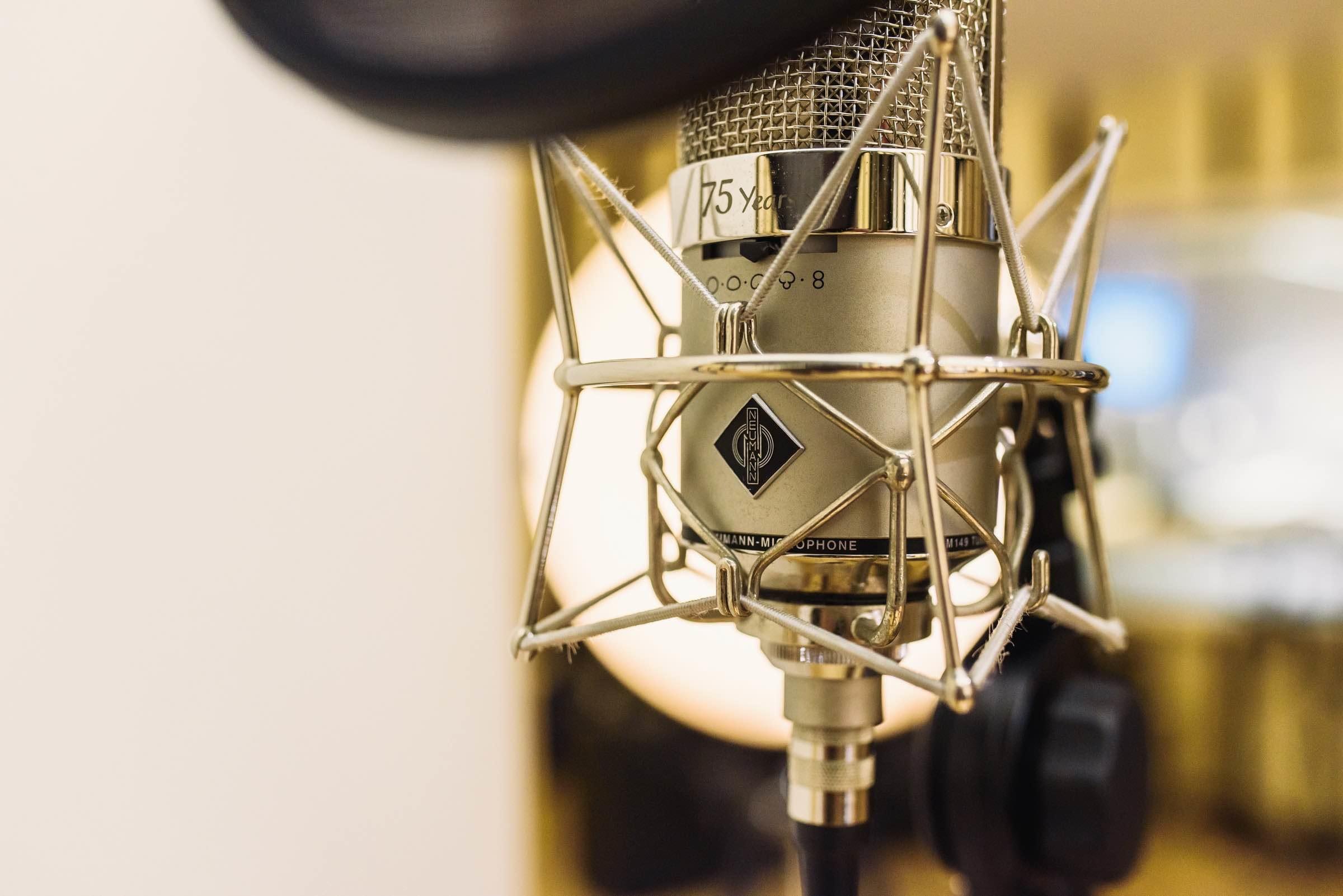 Audio Recording Primer Part 4: Microphones for Quality Recording