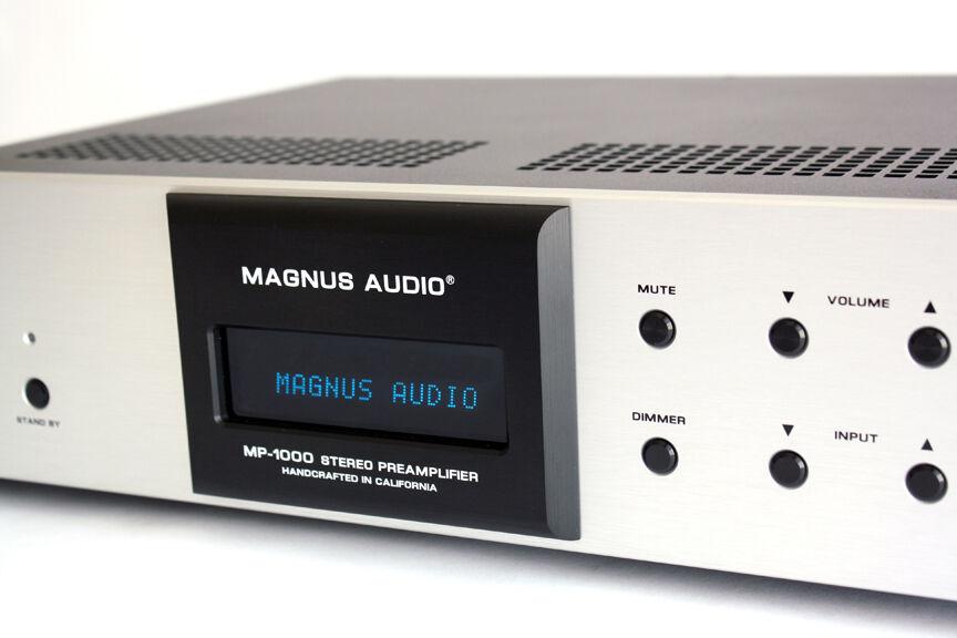 Magnus Audio MP1000