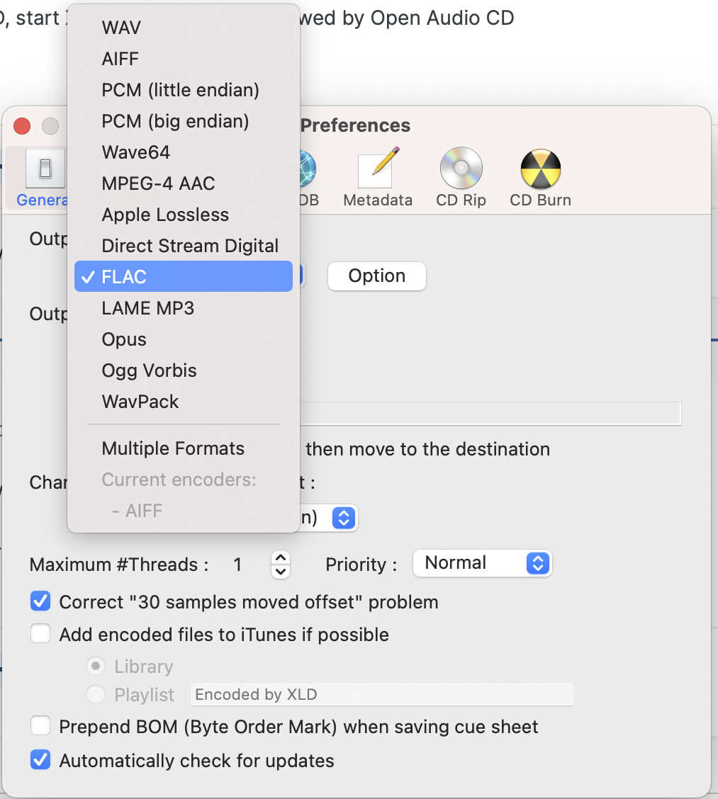 Cd Ripper For Mac Software Audiophile Style