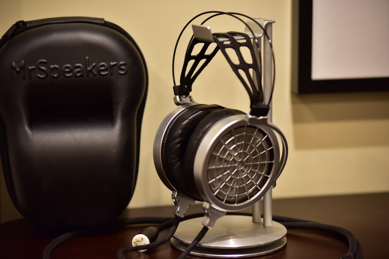 "Dan Clark/Mr Speakers ""Voce"" Electrstatic headphones"