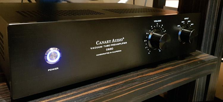 Canary Audio C630