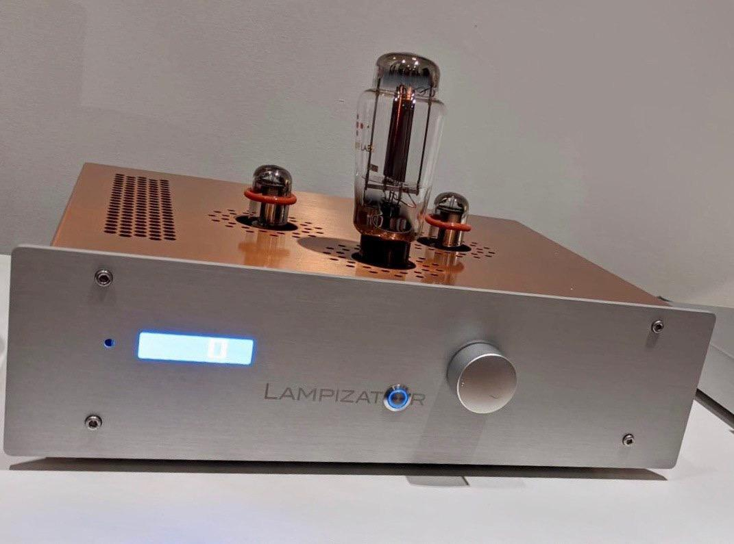 Lampizator Golden Atlantic SE with Volume