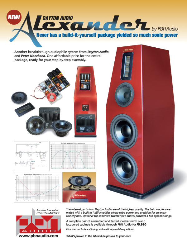 PBN Audio Alexander
