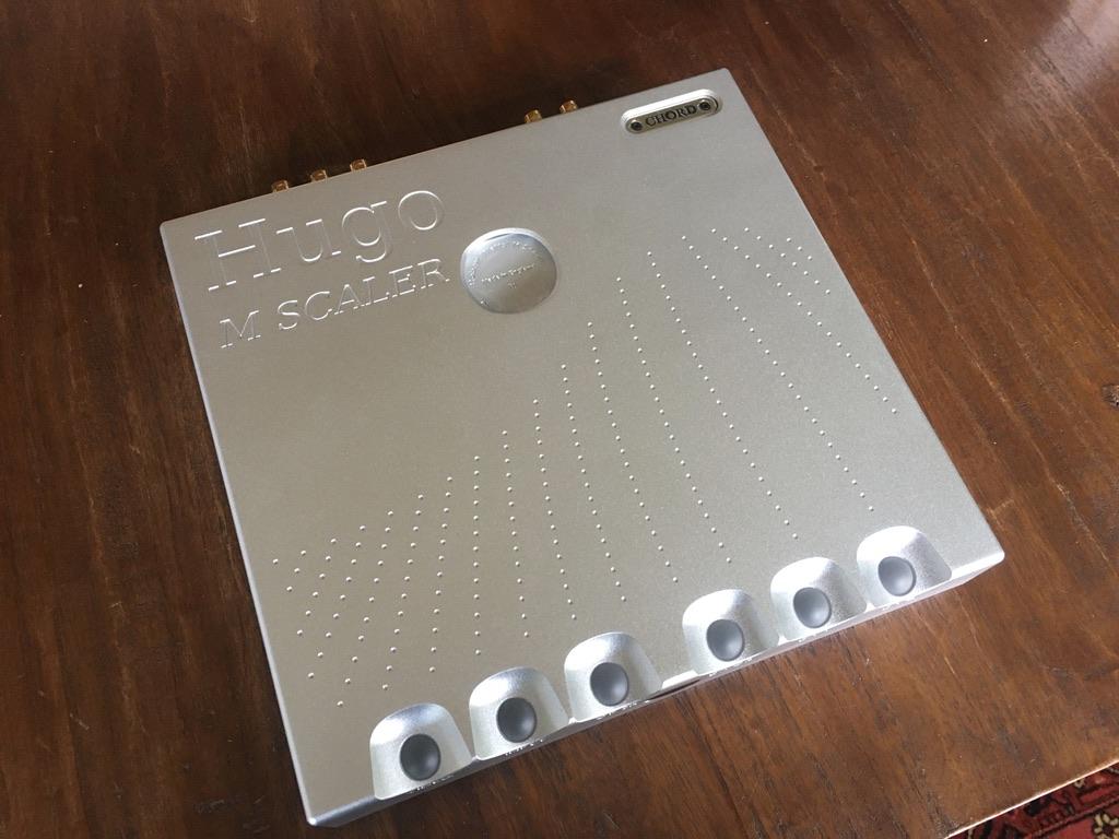 Chord M Scaler