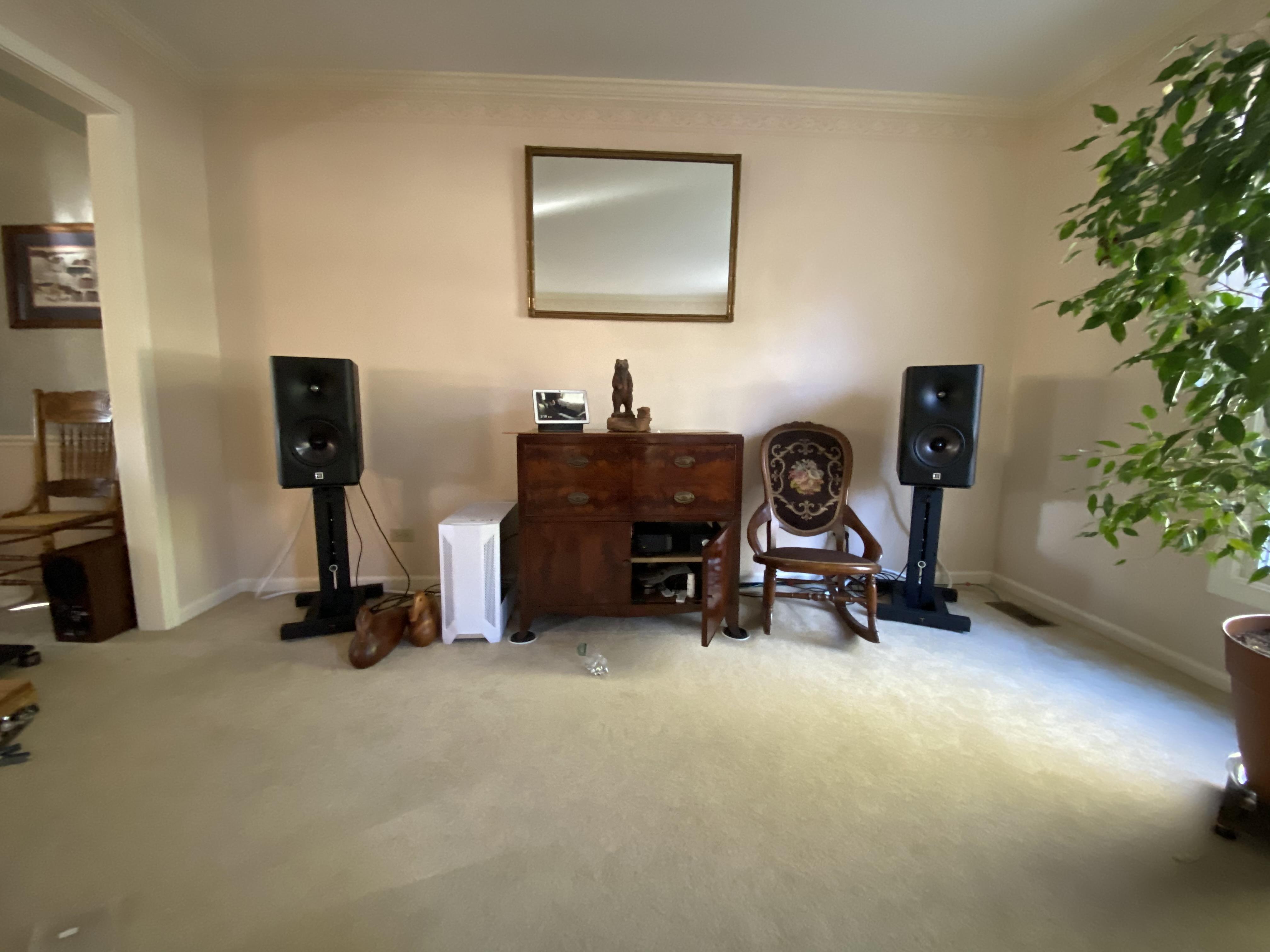 Dutch and Dutch 8C Speakers