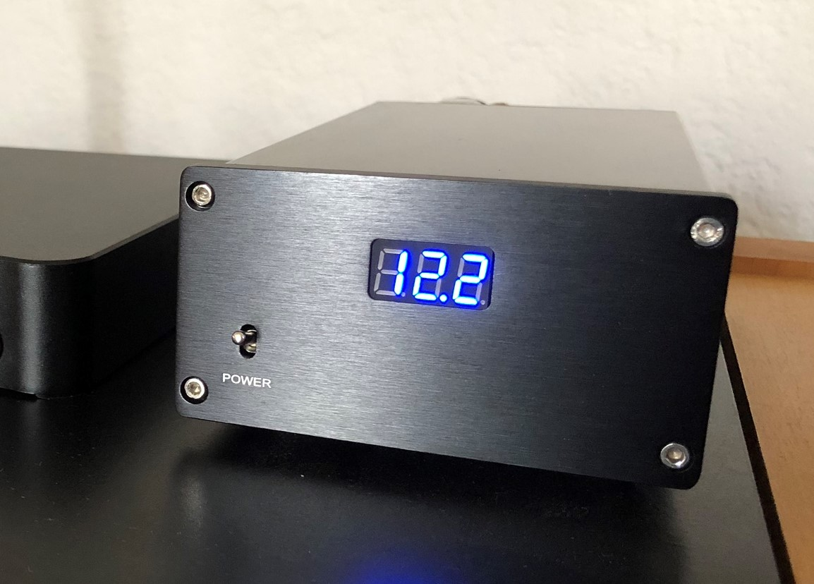 Brand New SGC 12V 50W LINEAR POWER SUPPLY