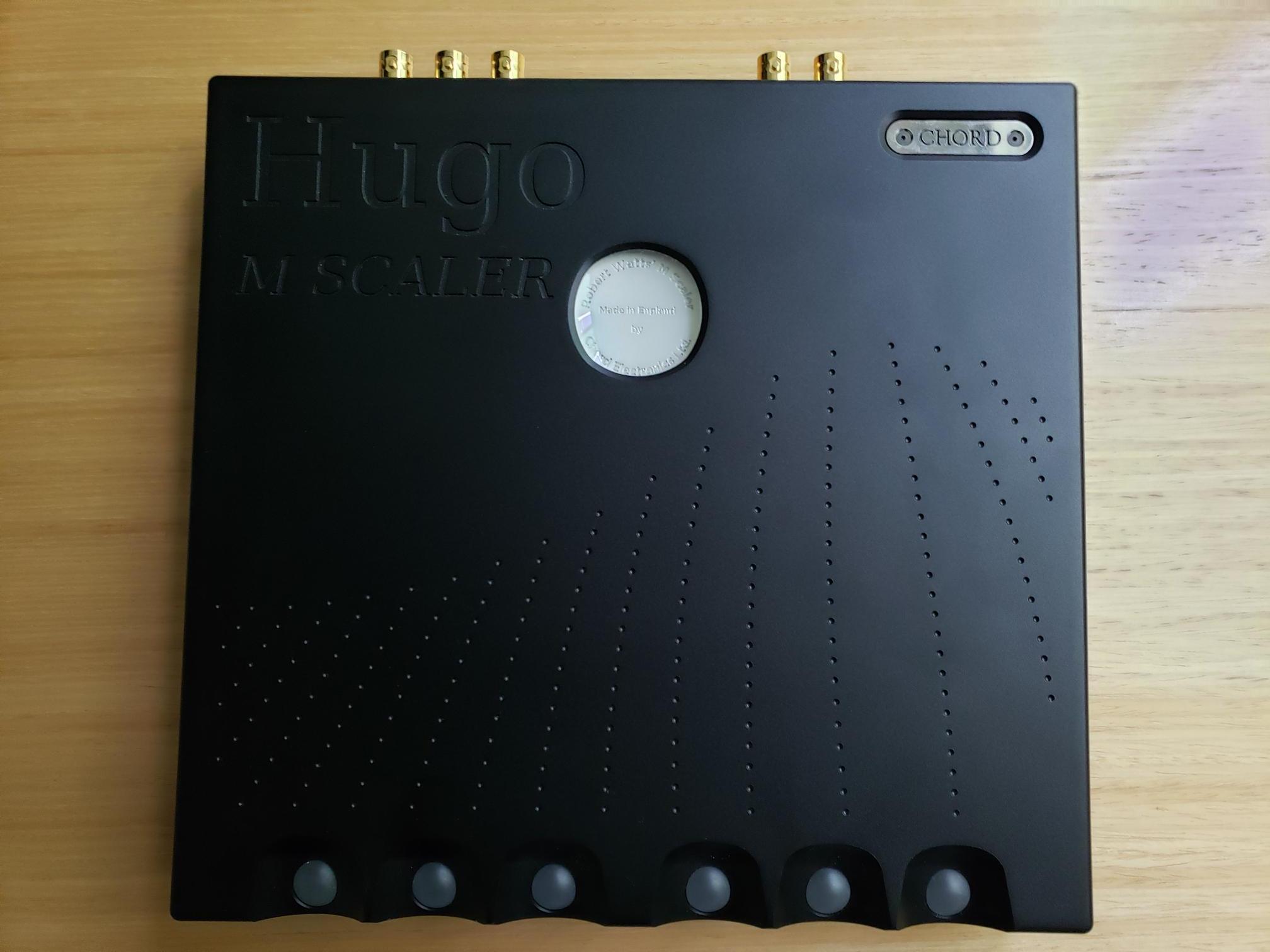 Chord Hugo M-Scaler