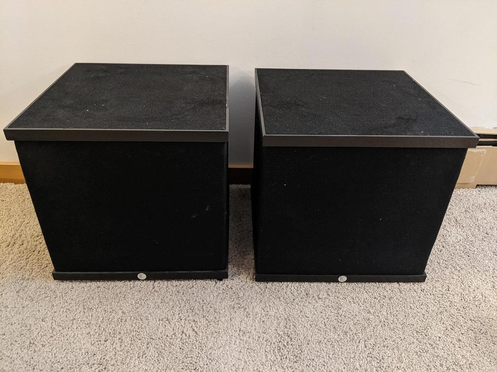 For Sale:  Acoustic Sciences Corp. SubTraps