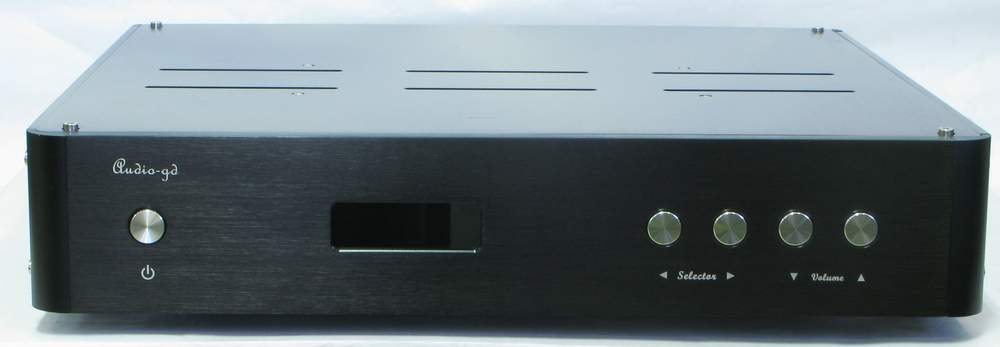 Audiogd Master 1 Preamp