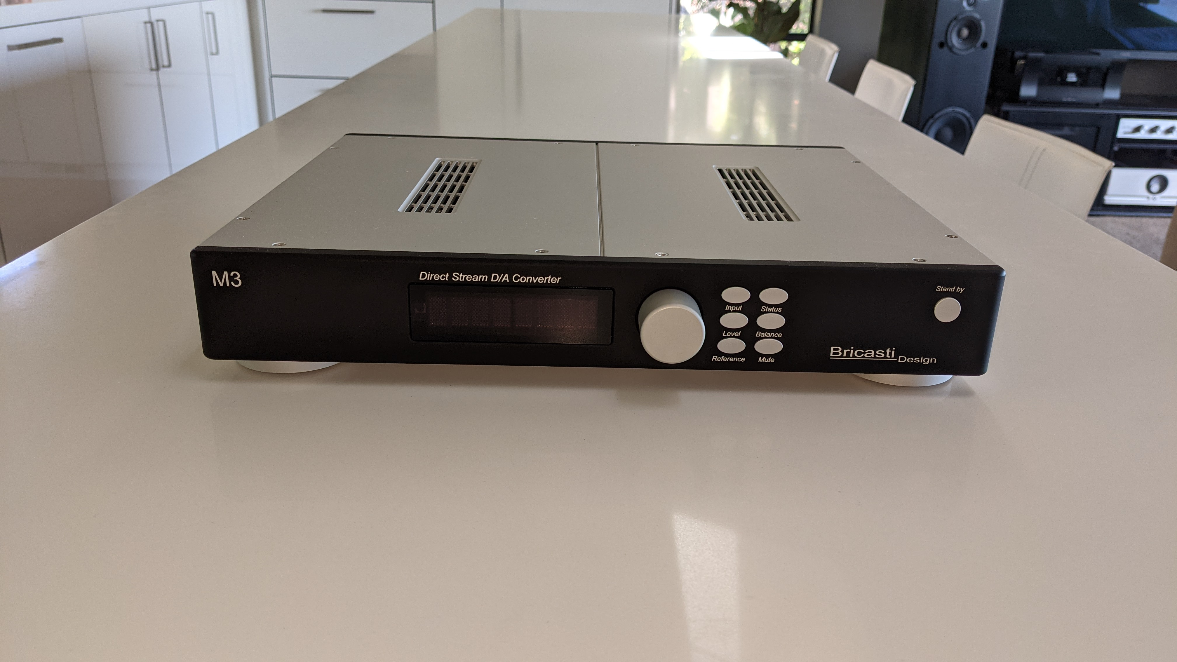 Bricasti M3, with optional remote control. Like new