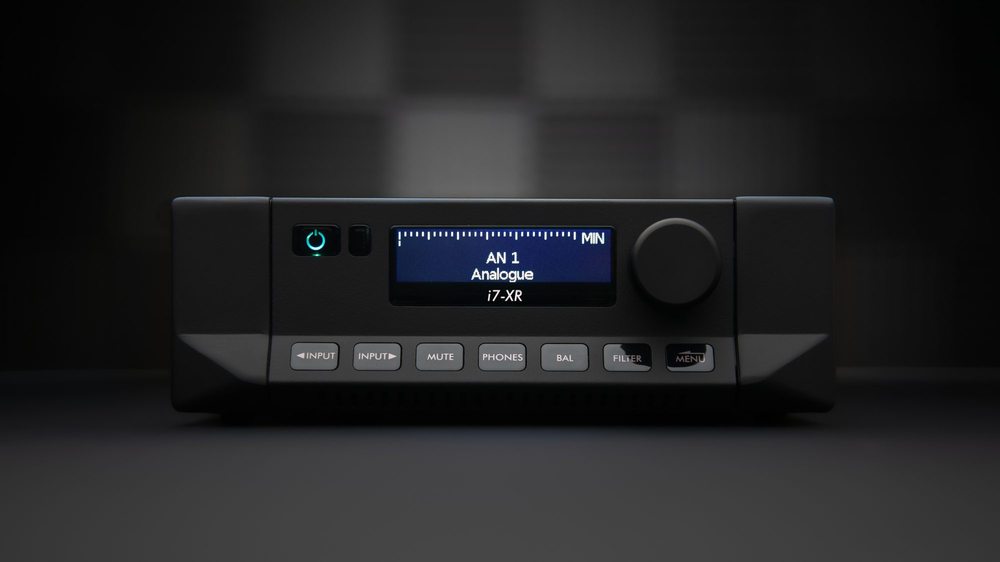 Cyrus i7-XR Integrated Amp / DAC. NEW USA Model with Full Warranty