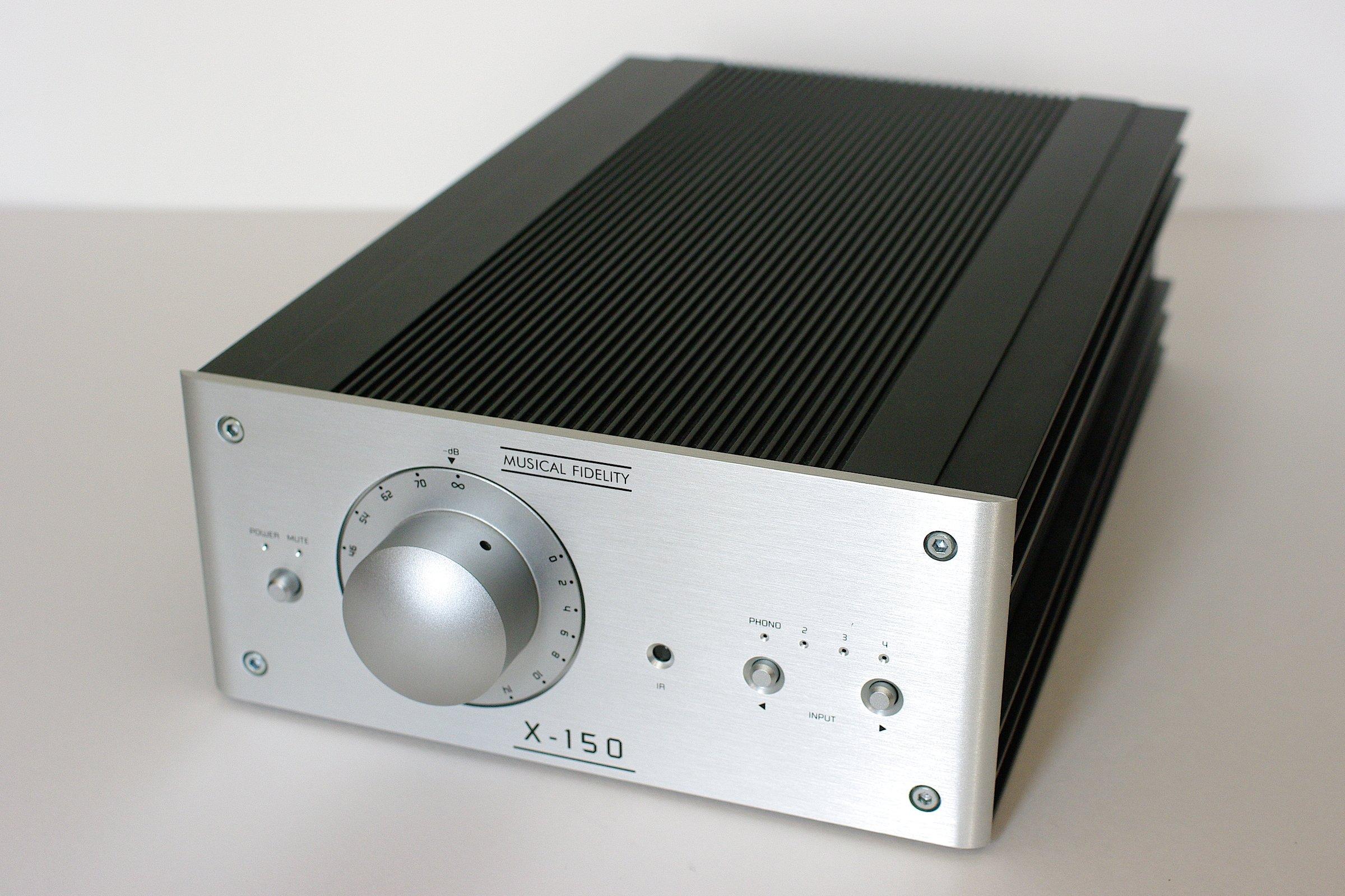 Musical Fidelity X-150