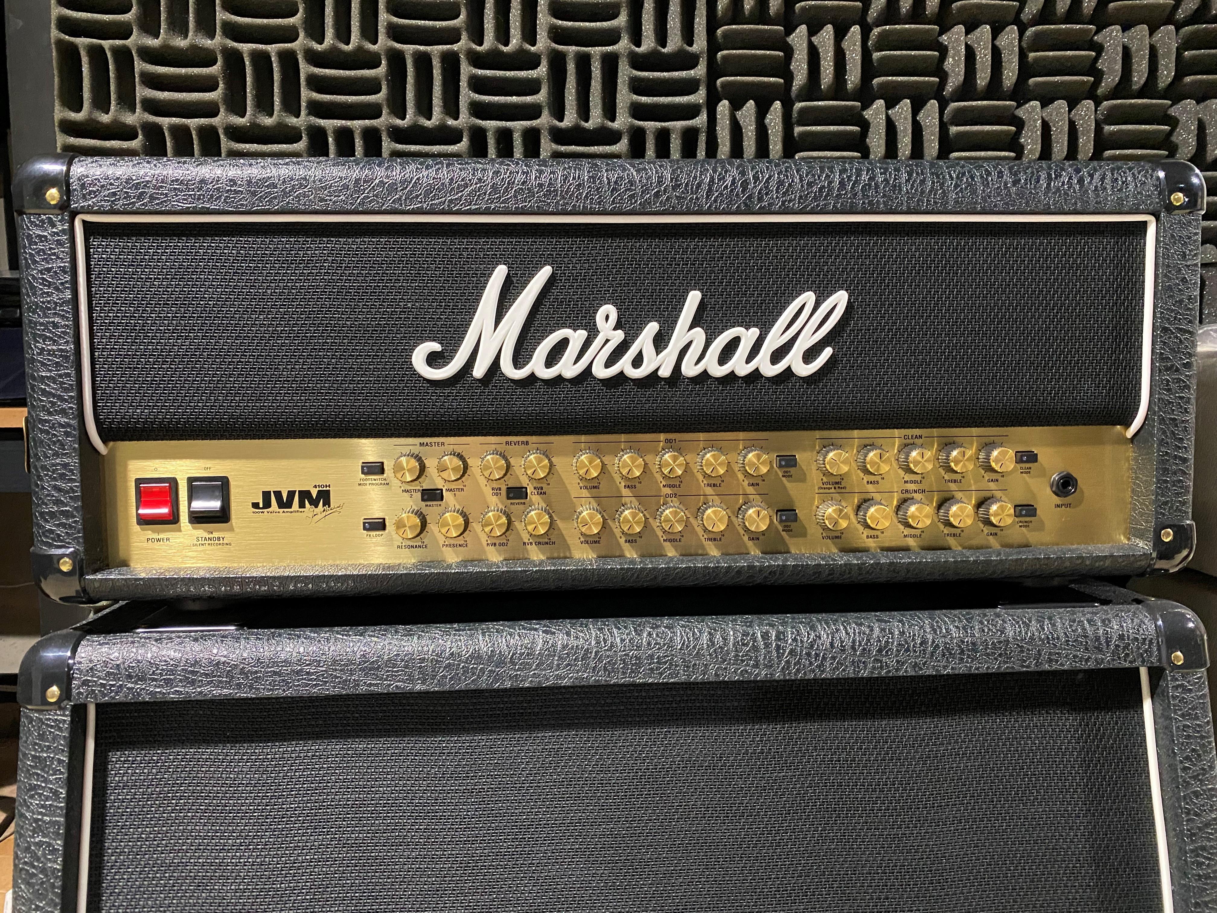 Marshall Full Stack JVM410H/1960A/1960B