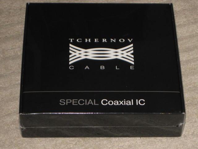 FS: Tchernov Digital BNC 0.62 meter cable NIB