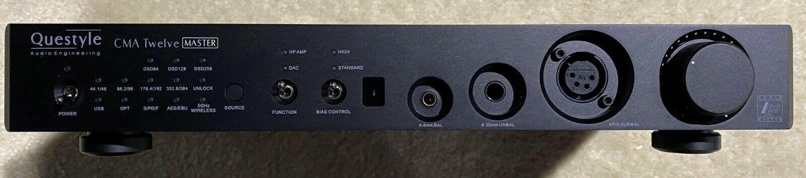 Questyle CMA 12 Master DAC/Headphone Amp